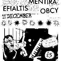 Permission, Mentira (BCN), Efialtis, Obcy at New River Studios promotional image