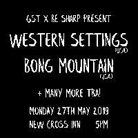 Western Settings / Bong Mountain at New Cross Inn promotional image