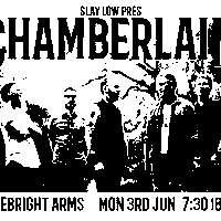 Slay Low pres Chamberlain / Sebright / 3 Jun at Sebright Arms promotional image