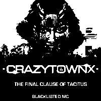 Crazy Town at New Cross Inn promotional image