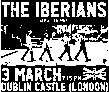 The Iberians + Loud Mute Rage at Dublin Castle promotional image