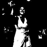 Corina Kwami & The Swing Selection at The Harrison promotional image