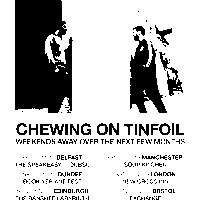 Chewing On Tinfoil at New Cross Inn promotional image