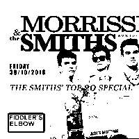 The Smiths Disco - Top 20 Special! at The Fiddler's Elbow promotional image
