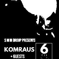 SMM presents Komraus and Guests - Live for Refugees at The Victoria promotional image