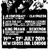 Level Up Festival 2019 at New Cross Inn promotional image
