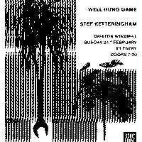 Warren Schoenbright + Human Leather + Well Hung Game + Stef Ketteringham  at Windmill Brixton promotional image