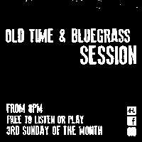 Old Time & Bluegrass Session at The Harrison promotional image