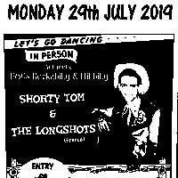Shorty Tom & The Longshots in London at The Stag's Head promotional image