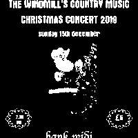 The Windmill Country Music Christmas Concert  at Windmill Brixton promotional image