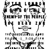 Roadkill: After London, Hotgothic, EOTP & The Dead Zoo at Shacklewell Arms promotional image
