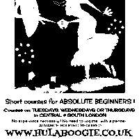 Absolute Beginners 1950s Jive / Rock n Roll Class at The Stag's Head promotional image