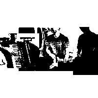 Ember Rev + Nobody walks in LA at The Fiddler's Elbow promotional image