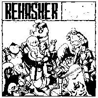 Rehasher at New Cross Inn promotional image