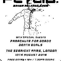 BSR & NERC Presents: Petlib. - 'Maker' LP Release Show at Sebright Arms promotional image