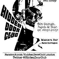 Hidden Door Club - Free Entry!  at Mascara Bar promotional image