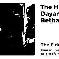 The Hairèn, Dayana, and Bethany Jayne live in Camden at The Fiddler's Elbow promotional image