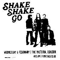 Strange Place presents Shake Shake Go + guests at The Victoria promotional image