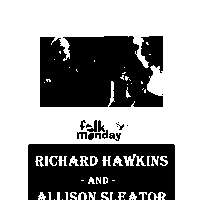 Richard Hawkins and Allison Sleator at The Harrison promotional image