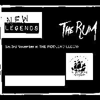 NEW LEGENDS PRESENTS - ROCK NIGHT at The Fiddler's Elbow promotional image