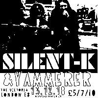The Victoria presents  Silent-K & Yammerer at The Victoria promotional image