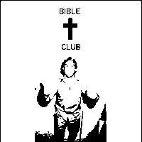 """Bible Club"" - One Man Destruction Show and more  at Windmill Brixton promotional image"