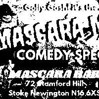 Mascara Mayhem Comedy Spectacular maiden cosmic voyage 			 at Mascara Bar promotional image