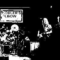 Creatures of habit + Old associates + FaceDown + LJ Pheonix at The Fiddler's Elbow promotional image