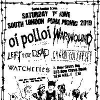 South London Punx Picnic 2019 at New Cross Inn promotional image