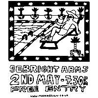 KOATES (+ Special Guests) throwing a PARTY at Sebright Arms promotional image