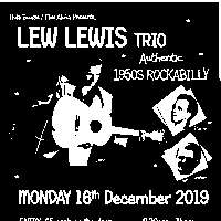 Lew Lewis Trio Live In London at The Stag's Head promotional image