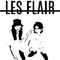 LES FLAIR Single Launch Free at The Old Blue Last promotional image