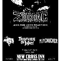Zodiac Mindwarp And The Love Reaction at New Cross Inn promotional image
