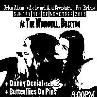 A Void, Danny Denial (USA), Butterflies On Pins, Virgo Sadness  at Windmill Brixton promotional image