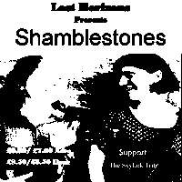 Lost Horizons presents Shamblestone – support The Skylark Trio at The Harrison promotional image