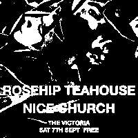 STD & FTR presents: Rosehip Teahouse + Nice Church at The Victoria promotional image
