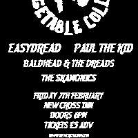 The Vegetable Collective / Easydread / Paul The Kid / Baldhead & The Dreads / The Skamonics at New Cross Inn promotional image