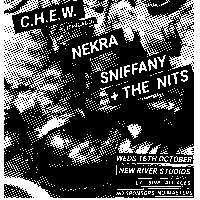 Oct 16th: CHEW, Nekra, Sniffany and The Nits - London at New River Studios promotional image