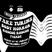 Flash Delirium Launch Party w/ Egyptian Elbows: Fake Turins & Co at Shacklewell Arms promotional image