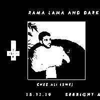 Dark Party x Rama Lama pres. Chez Ali + Cat Princess at Sebright Arms promotional image