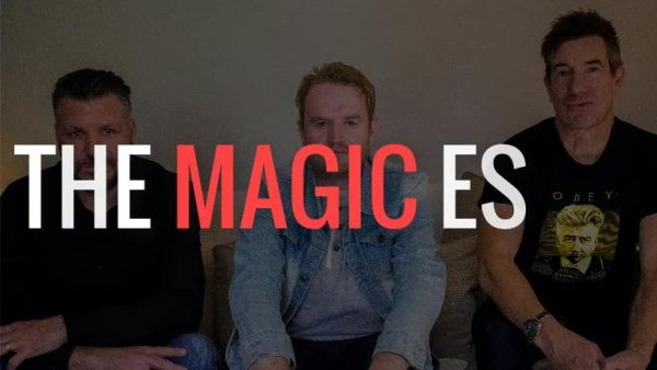 The Magic Es / The SD5 / Kape Kanaveral / Heist At Five at New Cross Inn promotional image
