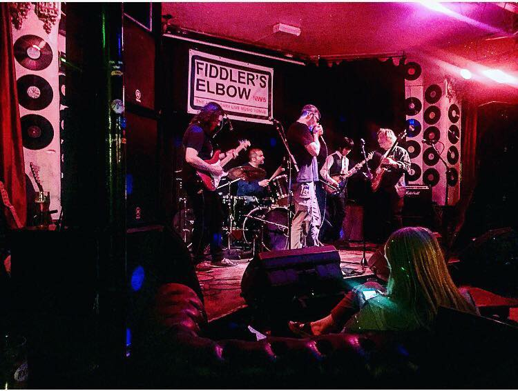 NEW!!! OPEN MIC & JAM SESSION - 1st Tuesday every month FREE ENTRY 7PM at The Fiddler's Elbow promotional image
