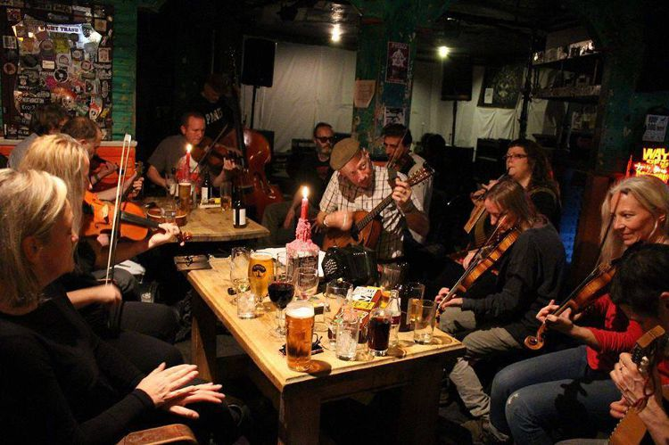 The No Frills Folk Club  at Windmill Brixton promotional image