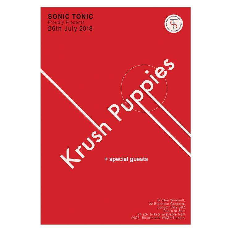 Krush Puppies  at Windmill Brixton promotional image