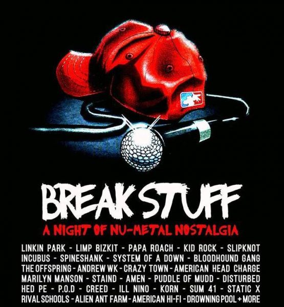 Break Stuff – Official Upsurge Festival after party at New Cross Inn promotional image
