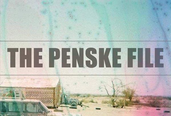 The Penske File at New Cross Inn promotional image