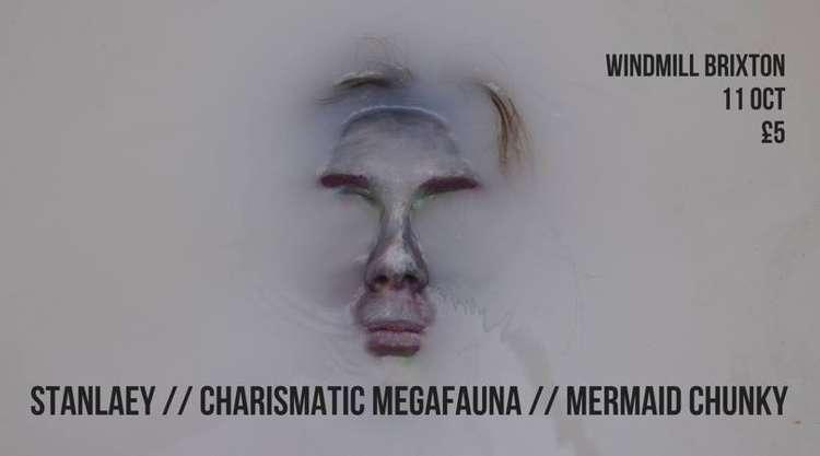 Stanlaey, Charismatic Megafauna, Mermaid Chunky  at Windmill Brixton promotional image