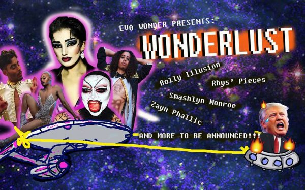 WonderLust: A Queer Takeover at New Cross Inn promotional image