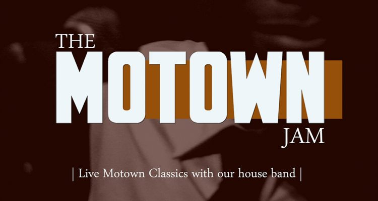 THE MOTOWN JAM  -  The Motor City Revue (House Band) playing classic Motown, Soul and Stax + DJ's at The Fiddler's Elbow promotional image