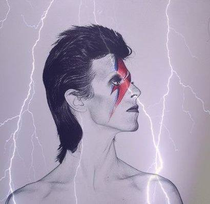 Des Was a Bowie Fan: Bowie & The Ghosts of Halloween Discotheque at The Fiddler's Elbow promotional image